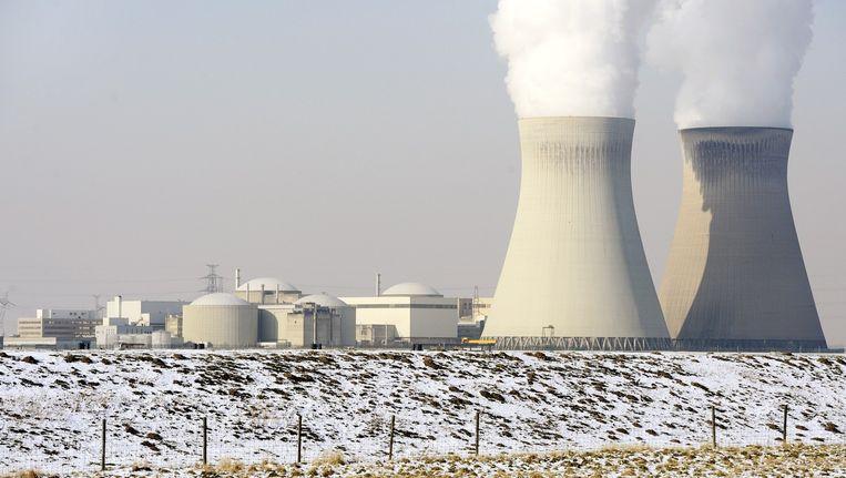 De kerncentrale in Doel Beeld anp