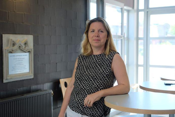Anja Van Nuffel, de coördinator van Harno.