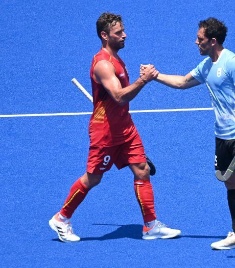 Les Red Lions effacent l'Argentine, championne olympique en titre, en match de préparation