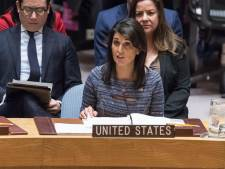 """Nikki Haley demande des """"réunions d'urgence"""" à l'ONU sur l'Iran"""