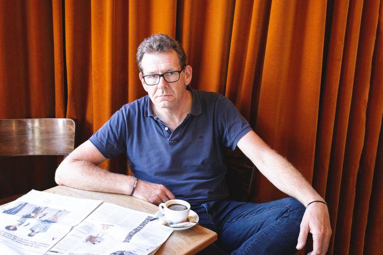 Chris Van Den Abeele. Beeld Tina Herbots