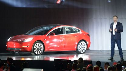 Tesla verliest 11.000 euro per verkochte auto