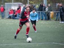 'Romarioooooo...' schiet De Paasberg met drie goals voorbij DVOV