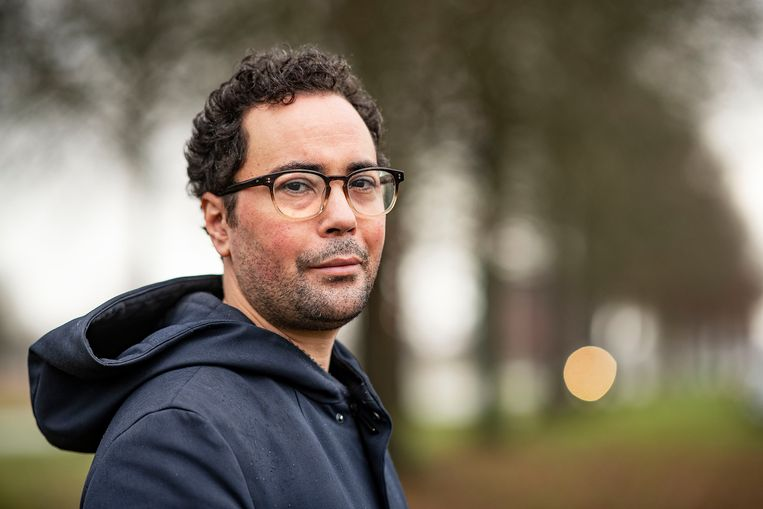 Asis Ayman.  Beeld Guus Dubbelman / de Volkskrant