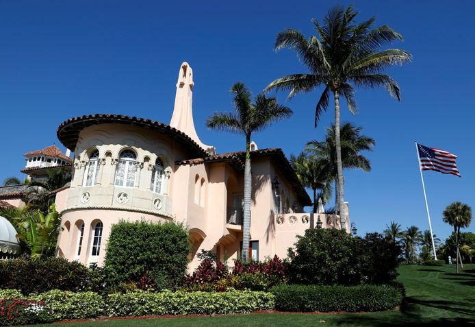 Trumps Mar-a-Lago club in Palm Beach.