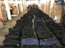 4,5 tonnes de cocaïne à destination d'Anvers saisies en Allemagne: une valeur d'un milliard d'euros