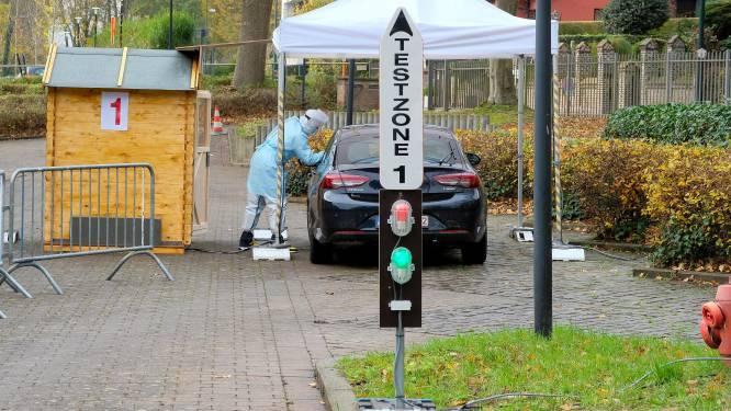 """Druivenstreek voert lijst met hoogste besmettingscijfers in Vlaanderen aan: """"Hogere cijfers nog niet vertaald in ziekenhuisopnames"""""""