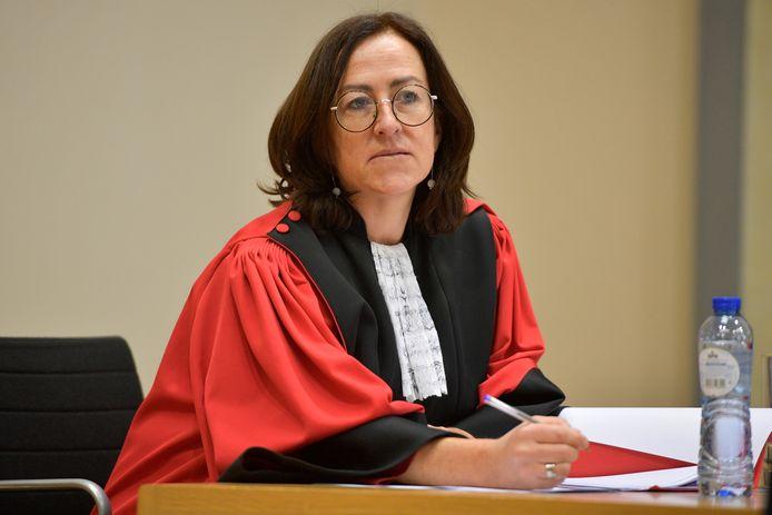 Assisenvoorzitter Alexandra Van Kelst