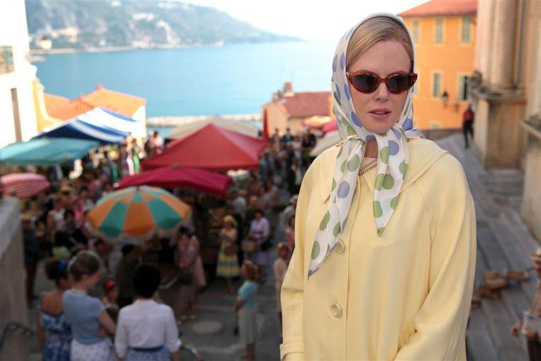 Nicole Kidman als Grace Kelly Beeld Still uit Grace of Monaco