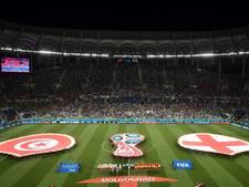 LIVE: Brutaal Tunesië ruikt stunt tegen Engeland