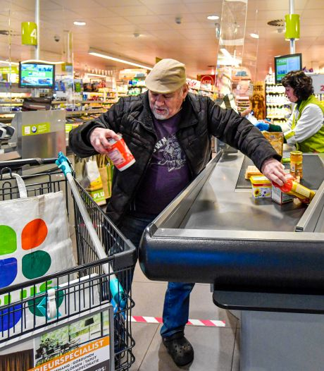 Supermarkten draaiden topomzet: dit hamsterden we