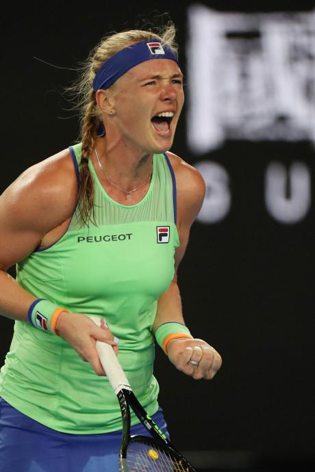 Bertens voor het eerst in carrière naar vierde ronde Australian Open