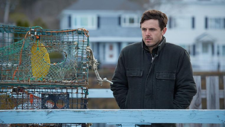 Casey Affleck in Manchester by the Sea. Beeld ap