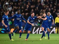 VIDEO: Herboren Leicester City schakelt Sevilla uit