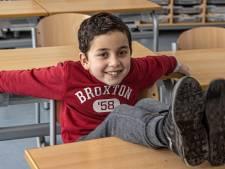 Kadir (7) uit Zwolle speelt hoofdrol in nieuwe schoolserie op NPO3: 'Ik klap je tegen de vlakte'