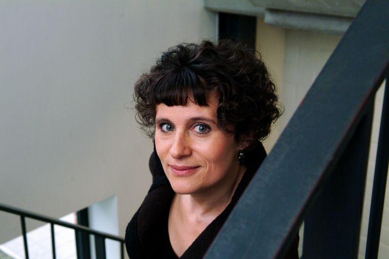 Sofie Luyten: 'Vooral een intensieve samenwerking tussen beleid, burgers en boeren is nodig.' Beeld BELGAIMAGE