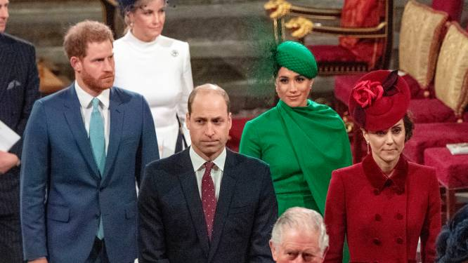 """Wie moet taken van prins Harry en Meghan Markle nu overnemen? """"Er zijn te weinig royals"""""""