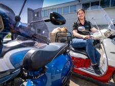 Een helm op de snorfiets? 'Dan ook voor mensen met e-bikes'