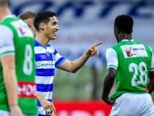 De Graafschap minimaal een dag koploper na zege op hekkensluiter FC Dordrecht