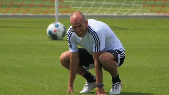 Poll   Wordt rentree Robben bij FC Groningen een succes?