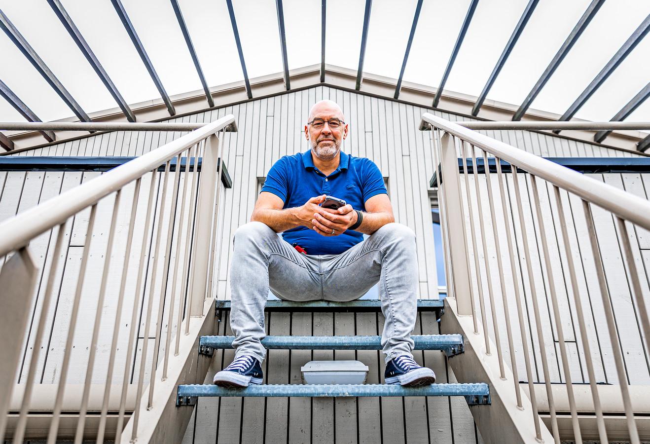 Peter Korevaar bij Domus.