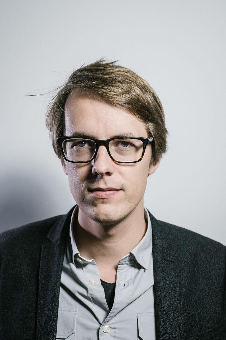 Maarten Boudry. Beeld Wouter Van Vooren