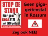 Online handtekeningenactie tegen geitenstal Rossum