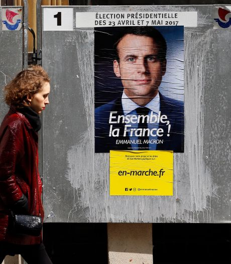 Franse verkiezingsstrijd lijkt al begonnen: Macron aast op rechtse kiezer
