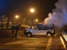 Politie ziet nog geen verband tussen Boskoopse autobranden