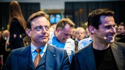 """Bart De Wever vergelijkt groenen met watermeloenen: """"Groen van buiten, rood van binnen"""""""