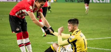 Ronald de Boer: Schandalig wat Vitesse laat zien