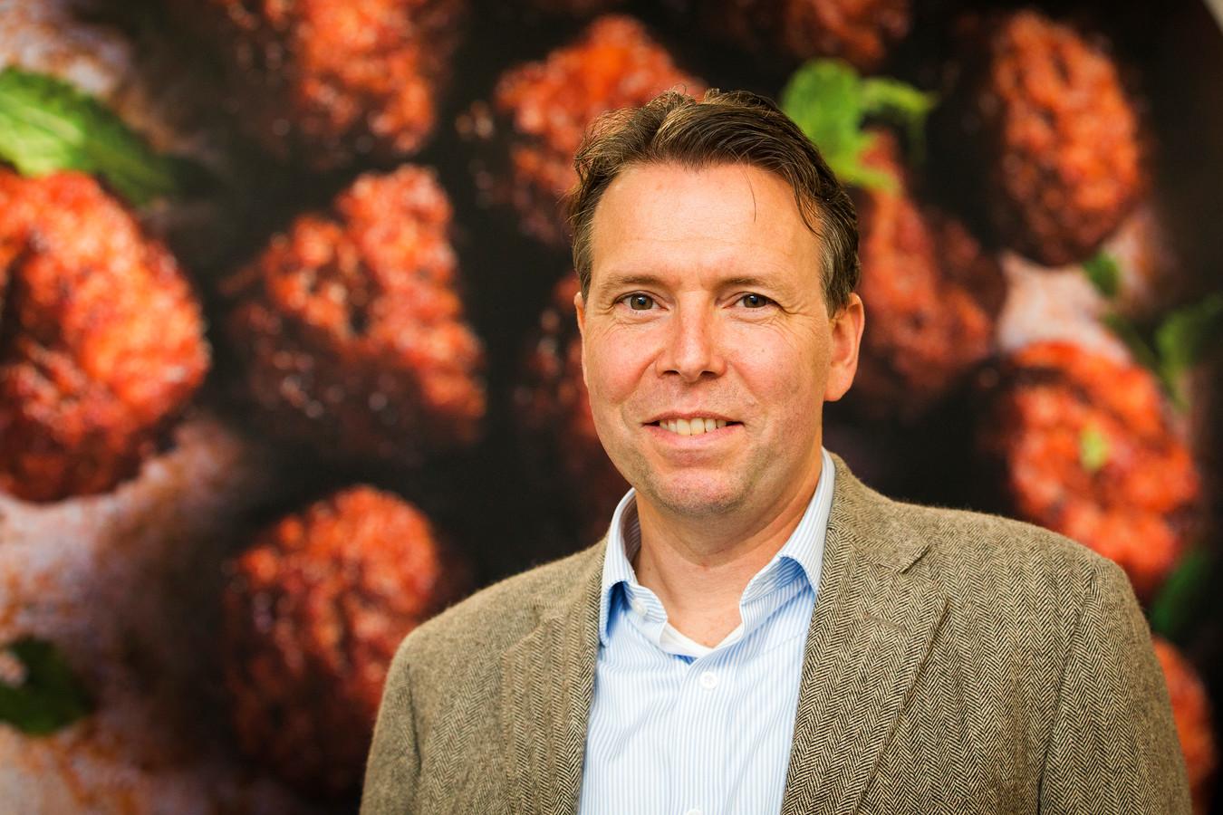 Willem van Weede, directeur van Vivera