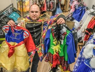 Je uitdossen als circusdirecteur of paashaas? Het kan dankzij canavalswinkel Cadé in de Stormestraat