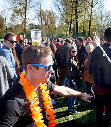 Koningsdag: geen bvo'tjes voor Arnhemse feestvierders