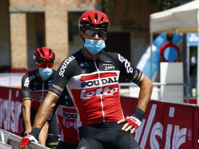 """Philippe Gilbert over z'n (amper 23 dagen durende) break: """"Als ik de Ronde had gereden, was ik hooguit 15de geworden. Maar wat heb ik daaraan?"""""""