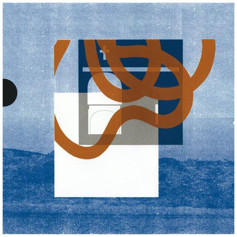 'Oasi' van Moodprint door Obed Vleugels Beeld Obed Vleugels