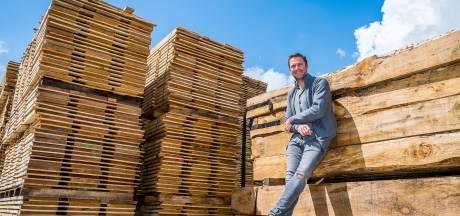 Een tuinhuis of dakkapel: onze bouwdrift is niet te stoppen en hout daardoor onbetaalbaar