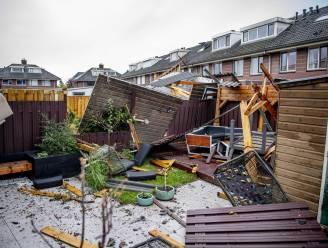 Ravage door windhoos in Nederlandse Barendrecht, meer dan 250.000 Franse huishoudens zonder stroom door storm Aurore