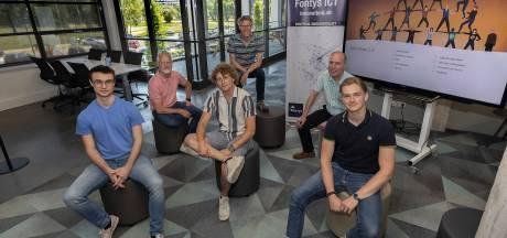 Floris van Berloo uit Helmond wil studeren verbeteren met hulp van data