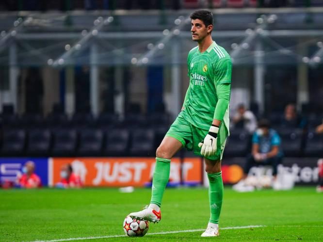 Courtois wéér goed voor wereldsave, Hazard voor een bemoedigend kwartiertje: Real komt niet verder dan scoreloos gelijkspel tegen Villarreal