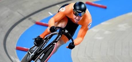 Hoogland en Lavreysen naar kwartfinales sprint