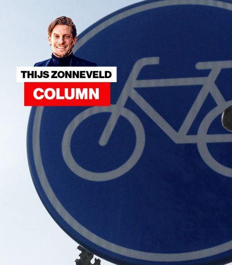 Column Thijs Zonneveld | 'Ga erreges anders Tourdefransje spelen, aso!'