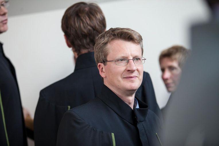 Tom Sauer. Beeld Jesse Willems