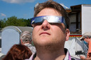 zonsverduistering MIRA Grimbergen: Thierry Barra