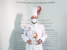 Le chef Florian De Ruyck est la star de la cuisine belge