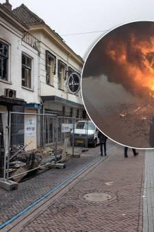 Opgepakte bewoner bij brand Kampen was buurt al vaker tot last: 'De politie wist dat er iets gaande was'