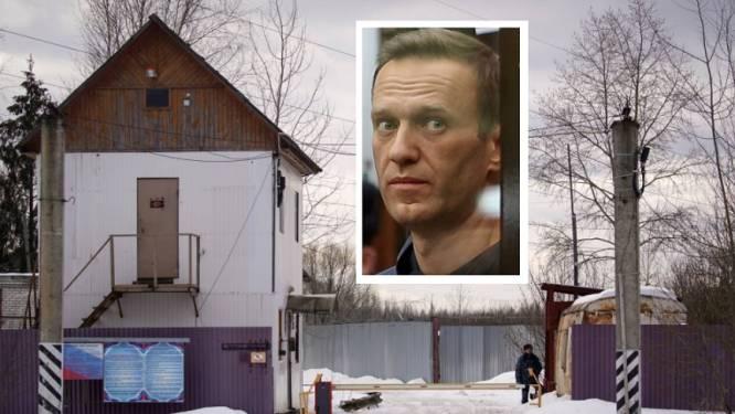 Navalny wacht psychische marteling in berucht strafkamp: 'Het is daar de hel'