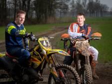 Raakte Jesse uit Beltrum zijn motor kwijt door kritiek op crossverbod? 'Dat heeft er niets mee te maken!'