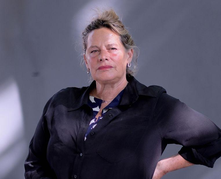 Deborah Levy: 'We moeten nadenken over hoe we voortaan voor elkaar, maar ook voor onze planeet zullen zorgen.' Beeld BELGAIMAGE
