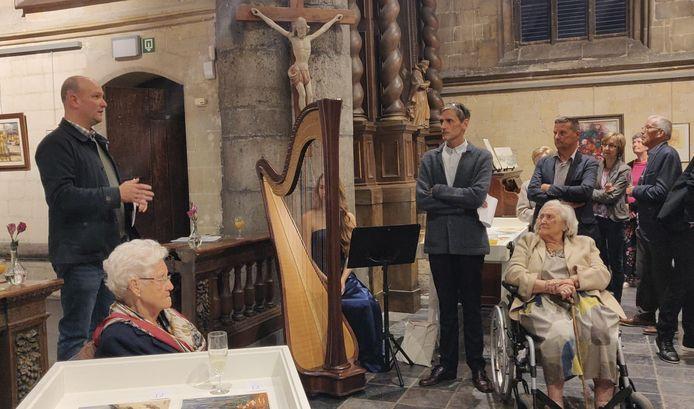 Expositie in de Sint-Aldegondiskerk